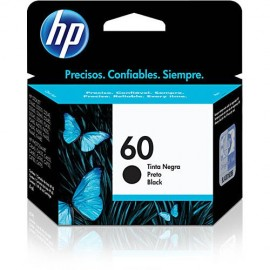 CARTUCHO HP 60 CC640WB PRETO 4,5ML