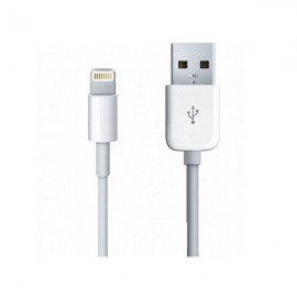 CABO USB PARA IPHONE 5/6/7 BRANCO REF WI340