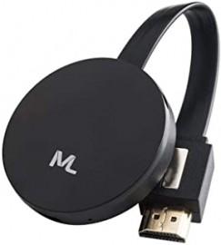 ADAPTADOR SMART CAST FULL HD ENTRADA USB CONEXAO HDMI REF DG001