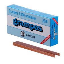 GRAMPO 26/6 CX 5000 COBREADO BACCHI