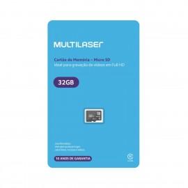 MEMORIA MICRO SD CLASSE 10 32GB MC145