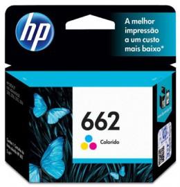 CARTUCHO HP 662 CZ104AB COLORIDO 2 ML