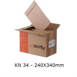 ENVELOPE KN34 SACO 240X340