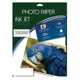 PAPEL FOTO GLOSSY PAPER ADESIVADO 180GRS