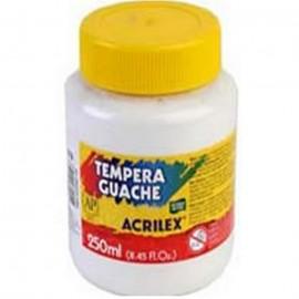 TINTA GUACHE 250ML BRANCO REF 519