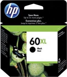 CARTUCHO HP 60XL CC641WL PRETO 13,5ML