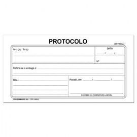 PROTOCOLO CORRESPONDENCIA 100FLS BLOCO