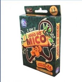 JOGO DO MICO 56 CARTAS REF 7531 BRINQUEDO