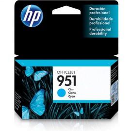 CARTUCHO HP 951 CN050AL CIAN 8,5ML