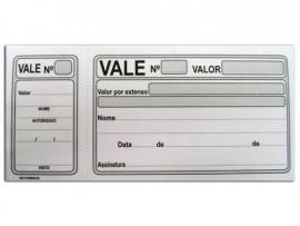 VALE COM CANHOTO 50FLS