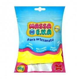 MASSA DE EVA 50G AMARELO