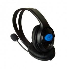 HEADSET P2 REF KP-352 KNUP COMPATIVEL COM PS4 COM 1 PINO P2