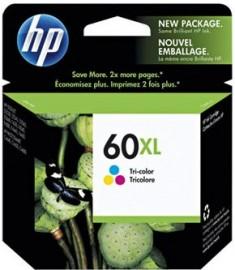 CARTUCHO HP 60XL CC644 COLOR 15,5ML