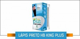 LAPIS PRETO 2 KING PLUS CX144 INJEXPEN