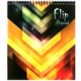 CADERNO PRANCHETA FLIP ESPECIAL 160FLS REF 2544