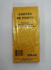 CARTAO PONTO ZOLAR PT100