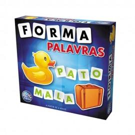 JOGO FORMA PALAVRAS REF 3003  BRINQUEDO