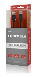 CABO HDMI 3 METROS 2.0 4K
