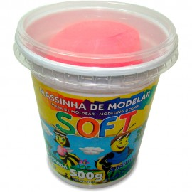 MASSA MODELAR 500GR CORES ACRILEX