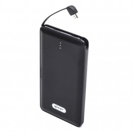 CARREGADOR PORTATIL POWER BANK 10000 MAH REF KP-PB01 KNUP
