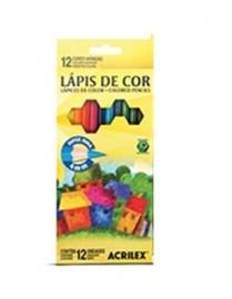 LAPIS COR 12C ACRILEX