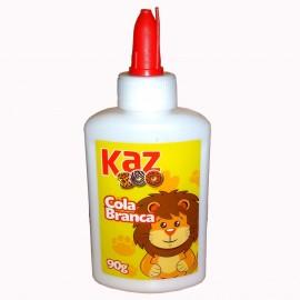 COLA   90GR BRANCA KAZ REF KZ090