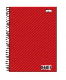 CADERNETA ESP. 1/8 C/D 96FLS STRIP