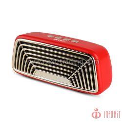 CAIXA DE SOM 5W VINTAGE REF VC-M270BT BLUETOOTH/RADIO FM/ ENTRADA USB/CARTAO SD
