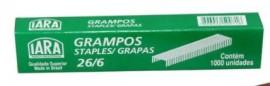 GRAMPO 26/6 CX 1000 PRATEADO