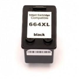 CARTUCHO HP 664XL COMPATIVEL PRETO 14ML