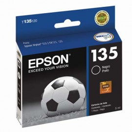 CARTUCHO EPSON T135120 PRETO 5ML