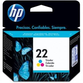 CARTUCHO HP 22 C9352AB COLOR 6ML