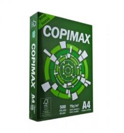 PAPEL SULFITE A4 COPIMAX 210X297 PT500 BRANCO