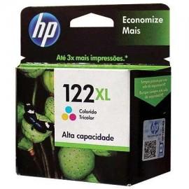 CARTUCHO HP 122XL CH564HL COLOR 7,5ML