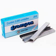 GRAMPO 26/6 CX 5000 PRATEADO BACCHI