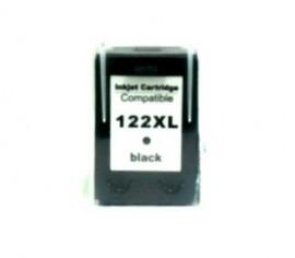 CARTUCHO HP 122XL COMPATIVEL 12ML PRETO