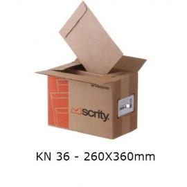 ENVELOPE KN36 SACO 260X360