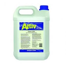 CLORO 5L ATTIV CLEAN 2,5%