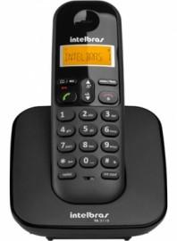 TELEFONE SEM FIO TS3110 PRETO COM IDENTIFICADOR DE CHAMADAS