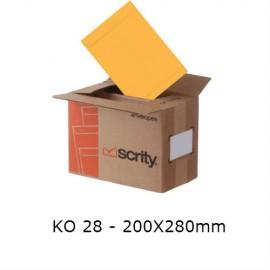 ENVELOPE KO28 SACO 200X280 CX250