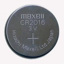 PILHA BATERIA 3V CR2016 LITHIUM MAXELL