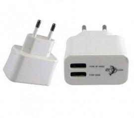 CARREGADOR USB 3.1A 2 PORTAS USB REF JF2