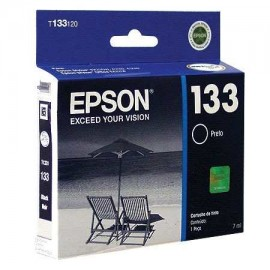 CARTUCHO EPSON T133120 PRETO 7ML