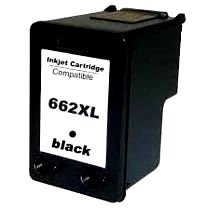 CARTUCHO HP 662XL COMPATIVEL PRETO 11ML