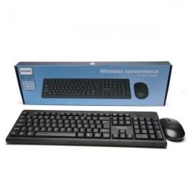 TECLADO COMBO USB SEM FIO C324 PHILIPS