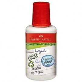 CORRETIVO LIQUIDO ECO 18 ML REF OF7070 FABER