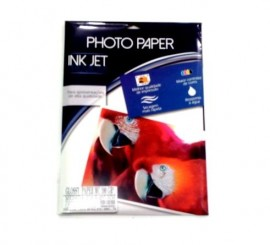 PAPEL FOTO GLOSSY PAPER 180G MARES