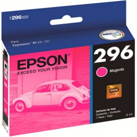 CARTUCHO EPSON T296320 MAGENTA 4 ML